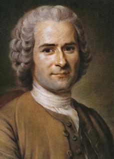 Rousseau, o contratualista crítico do contratualismo.