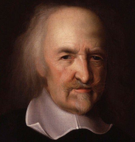 Thomas Hobbes é considerado o primeiro pensador contratualista.