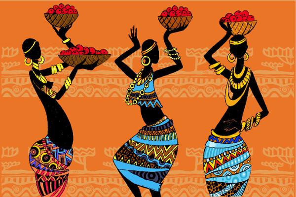 A cultura africana é vasta devido à grande diversidade de etnias que possui e à migração de vários povos do mundo para o continente.