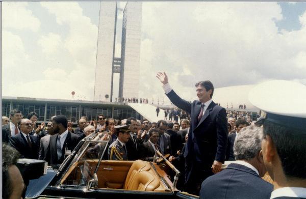 Na eleição de 1989, Itamar Franco era o vice-presidente da chapa formada com Fernando Collor.[1]