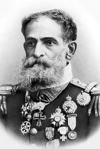 A Constituição de 1891 foi promulgada durante o governo do primeiro presidente do Brasil, o marechal Deodoro da Fonseca.[1]