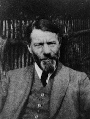 Grande parte da sociologia de Parsons estava baseada nas teorias de Max Weber.
