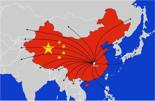 A cidade chinesa de Wuhan foi submetida a uma quarentena a fim evitar que o novo coronavírus espalhe-se.