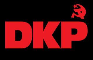 Logo do Partido Comunista Alemão.
