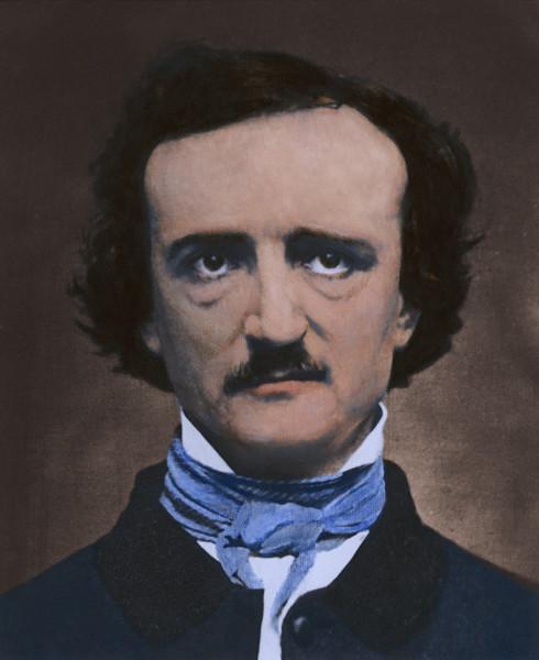 Edgar Allan Poe é o principal nome da literatura fantástica no mundo.