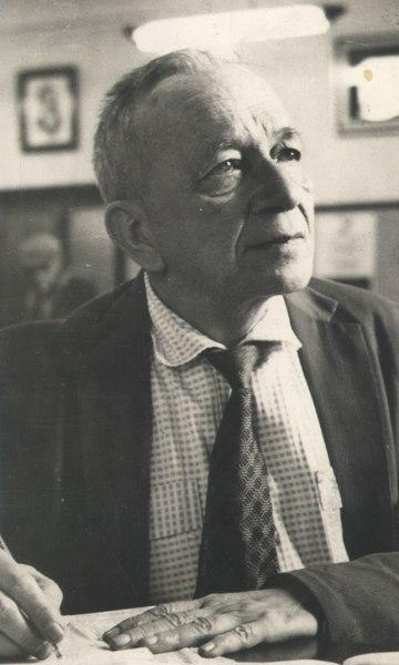 Mario Quintana, em 1966.