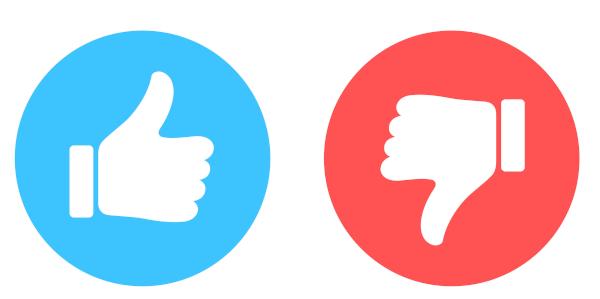 """O verbo """"gustar"""" é usado também nas redes sociais para expressar gostos em espanhol."""