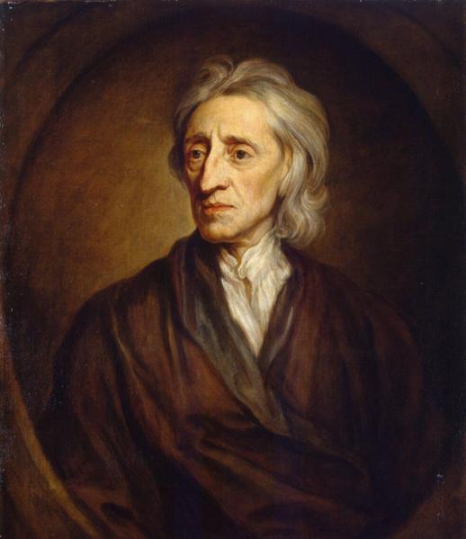 John Locke é um importante nome do empirismo.