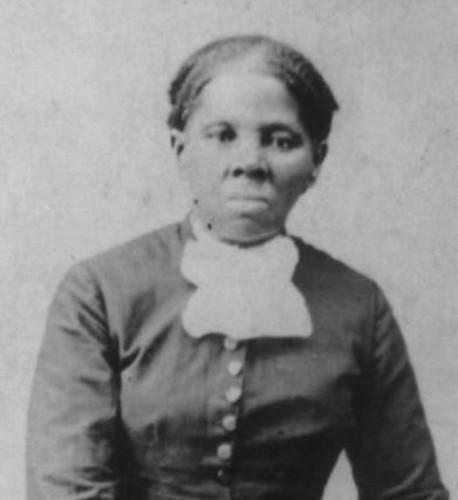 Harriet Tubman (1822-1913), abolicionista e sufragista norte-americana.