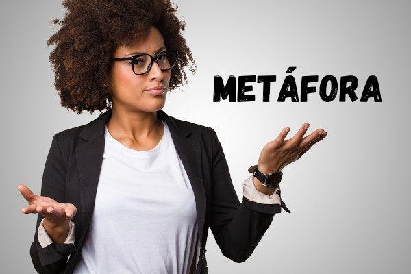 A metáfora é um tipo de comparação.