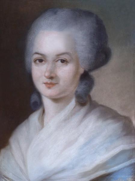 Olympes de Gouges (1748-1793), feminista, sufragista e abolicionista francesa.