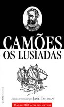 """Capa do livro """"Os Lusíadas"""", de Luís Vaz de Camões, considerada a obra-prima do autor. [1]"""