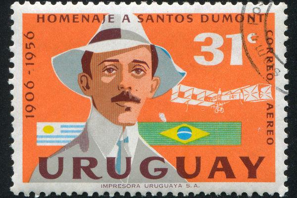 Alberto Santos Dumont nasceu no interior de Minas Gerais e foi um dos grandes nomes da aviação no mundo.[1]