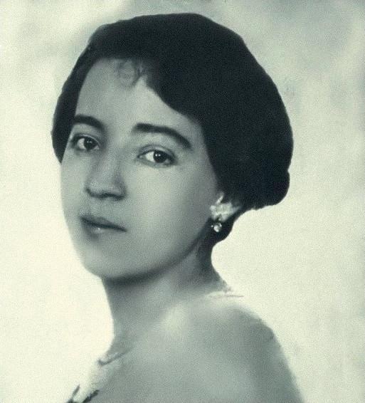 Anita Malfatti, em 1912.