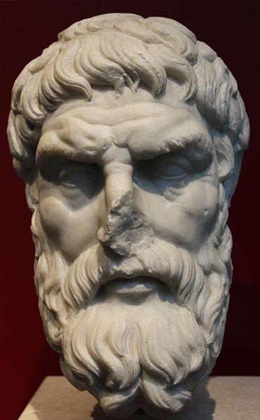 Epicuro foi um dos filósofos que defendeu o hedonismo como forma legítima de vida, inclusive para refrear e dominar os desejos.[1]