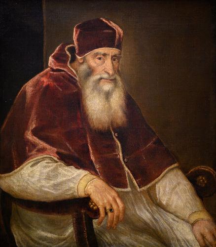 O papa Paulo III foi o responsável por reativar a Inquisição e por convocar o Concílio de Trento como formas de combater-se o protestantismo.[2]