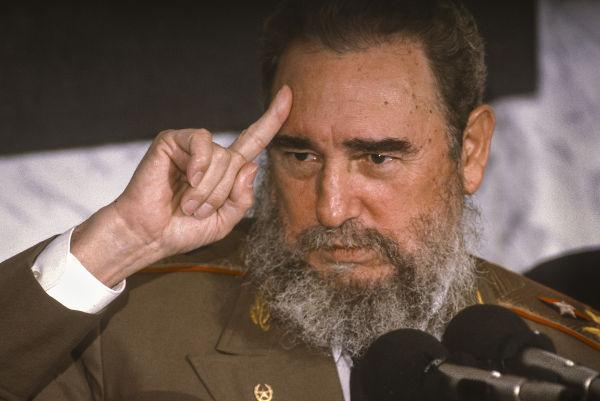 Fidel Castro foi primeiro-ministro cubano de 1959 a 1976, e desta data até 2008 esteve na função de presidente de Cuba.[2]