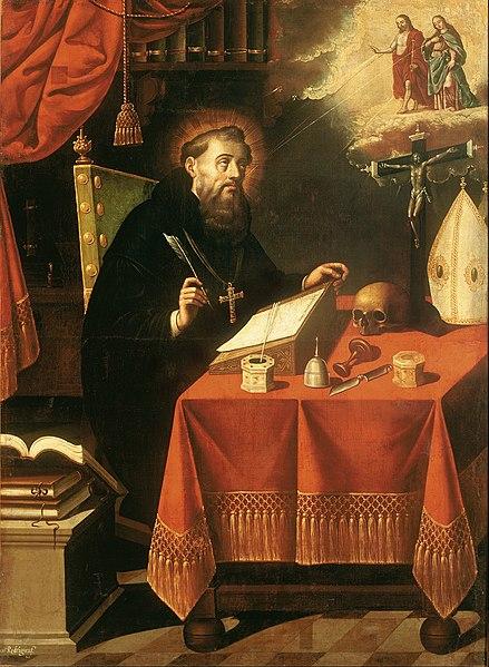 Santo Agostinho após o bispado.