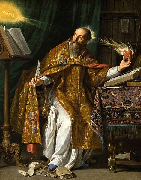 A verdade da fé de Santo Agostinho.