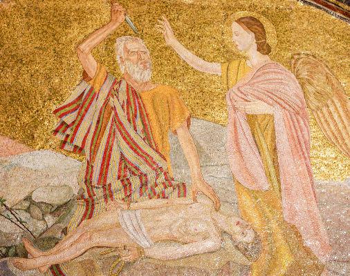 Abraão é considerado o grande patriarca dos hebreus.[1]