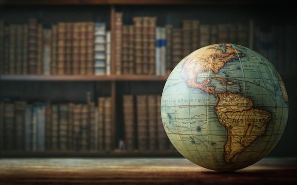 O espaço geográfico é o objeto de estudo da Geografia.