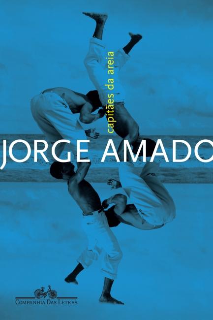 Capa do livro Capitães da areia, de Jorge Amado, publicado pela editora Companhia das Letras.[1]