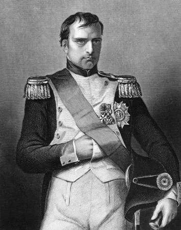 Napoleão Bonaparte foi um dos principais generais partícipes da Revolução Francesa e também imperador da França.