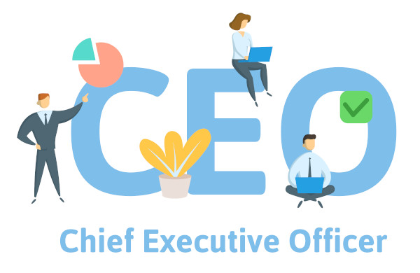Os CEOs estão no topo da hierarquia operacional de uma empresa, cumprindo o cargo de diretores-gerais.