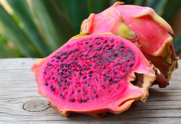 A pitaia pode ser consumida in natura ou ser utilizada na fabricação de outros produtos.