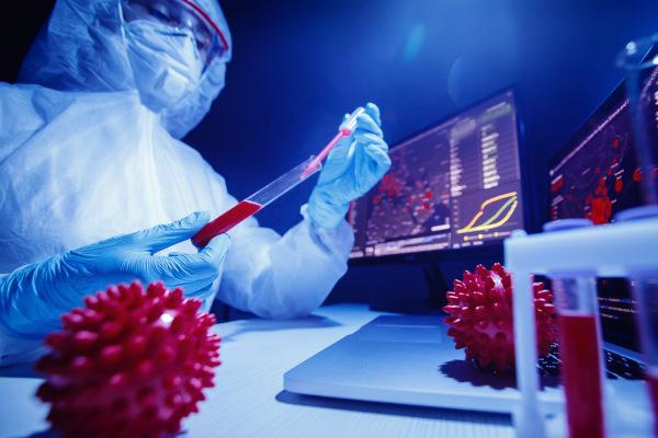 As armas biológicas podem ser responsáveis por doenças, morte e sensação de insegurança na população.