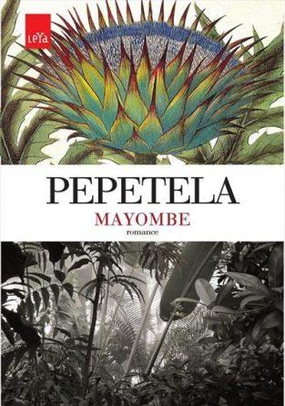 Capa do livro Mayombe, de Pepetela, publicado pela editora Leya. [1]
