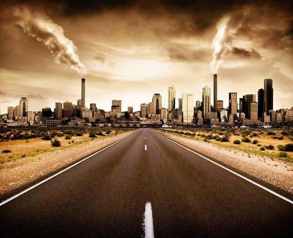 O crescimento das cidades sem planejamento pode gerar uma série de problemas ao meio ambiente.