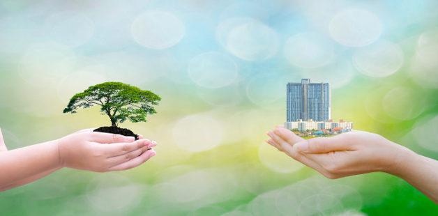 Ações antrópicas no meio ambiente