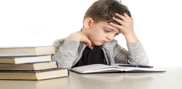 A dislexia é um transtorno de aprendizagem