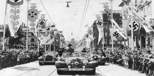 Hitler entendia que a essência da humanidade era a luta entre as raças