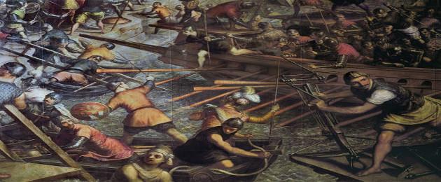 O Cerco de Constantinopla de 1204 foi um dos mais violentos ataques já feitos por cruzados