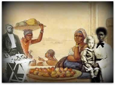 Negros de ganho, negras de tabuleiro e amas de leite: as múltiplas facetas do trabalho escravo no Brasil (séculos XVI – XIX)