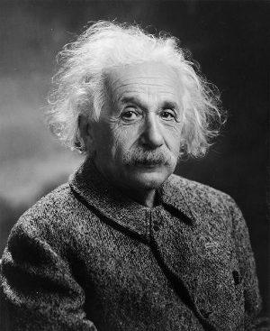 Albert Einstein é reconhecido como um dos maiores físicos da história¹