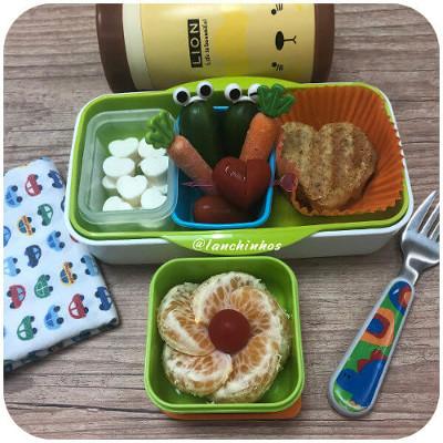 Uma alimentação saudável e equilibrada é fundamental para o desenvolvimento da criança.