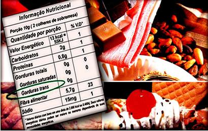 Qual a diferen�a entre gorduras saturadas e gorduras trans?