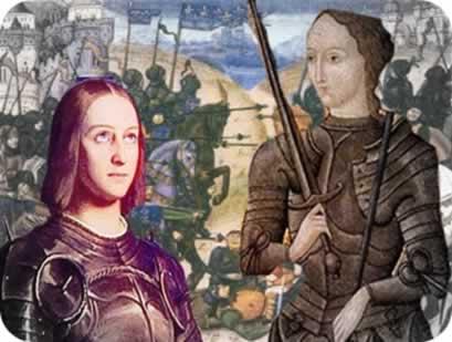 Joana D'Arc: de grande guerreira à fogueira da Santa Inquisição