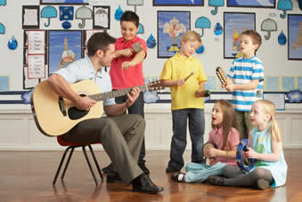 A música pode ajudar ao professor a desenvolver nos alunos a capacidade de fazer inferência