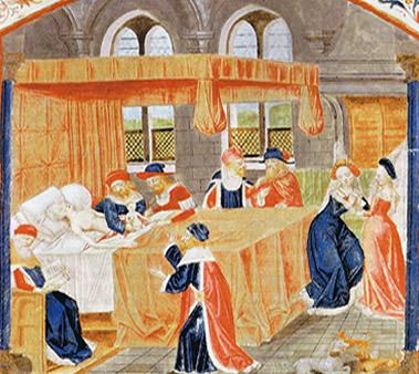Na Antiguidade, a cesariana era praticada somente após a morte da mãe