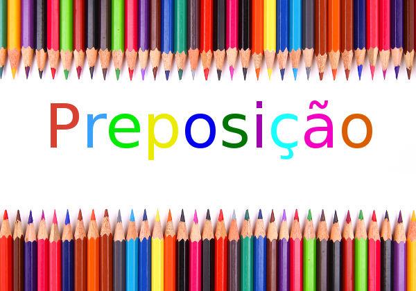 O que são preposições e palavras denotativas?