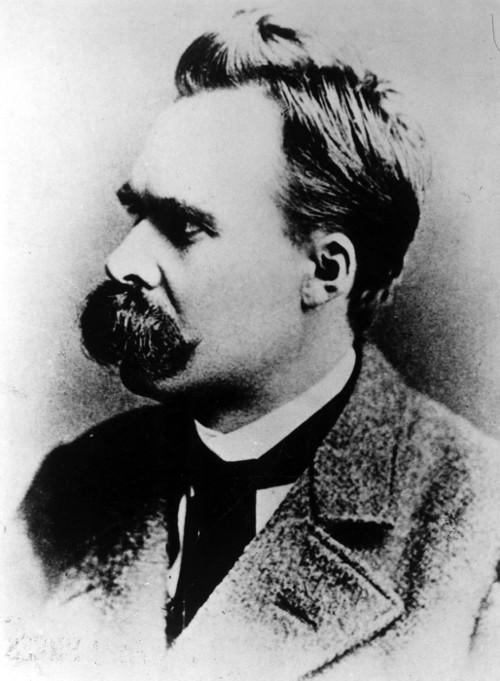 Friedrich Nietzsche pode ser considerado um dos primeiros filósofos contemporâneos.