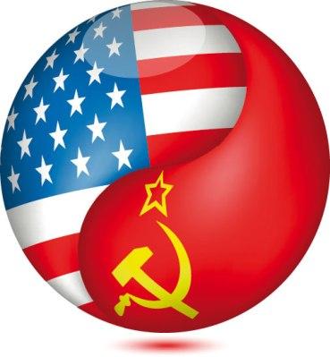 O mundo bipolar da Guerra Fria