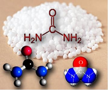 Moléculas de ureia