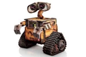 Wall-e, personagem principal do filme de mesmo nome.
