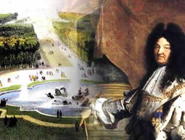 """""""O Estado sou eu"""": Luis XIV sintetiza a consolidação do absolutismo na França."""