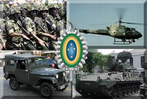 O Exército do Brasil e suas formas de fazer a defesa nacional
